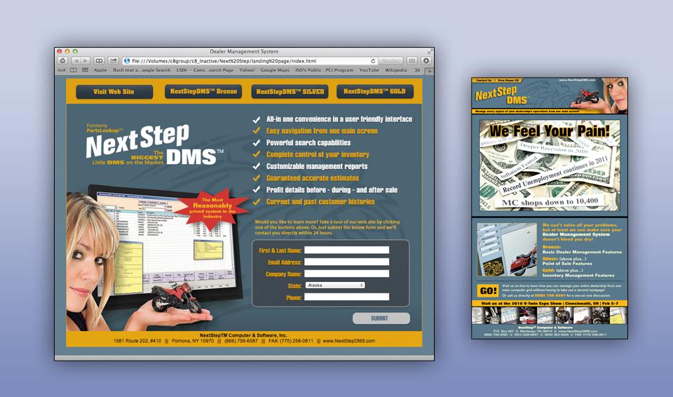 NextStepDMS Web Site