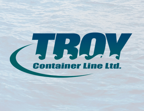 Troy Container Line - Logo