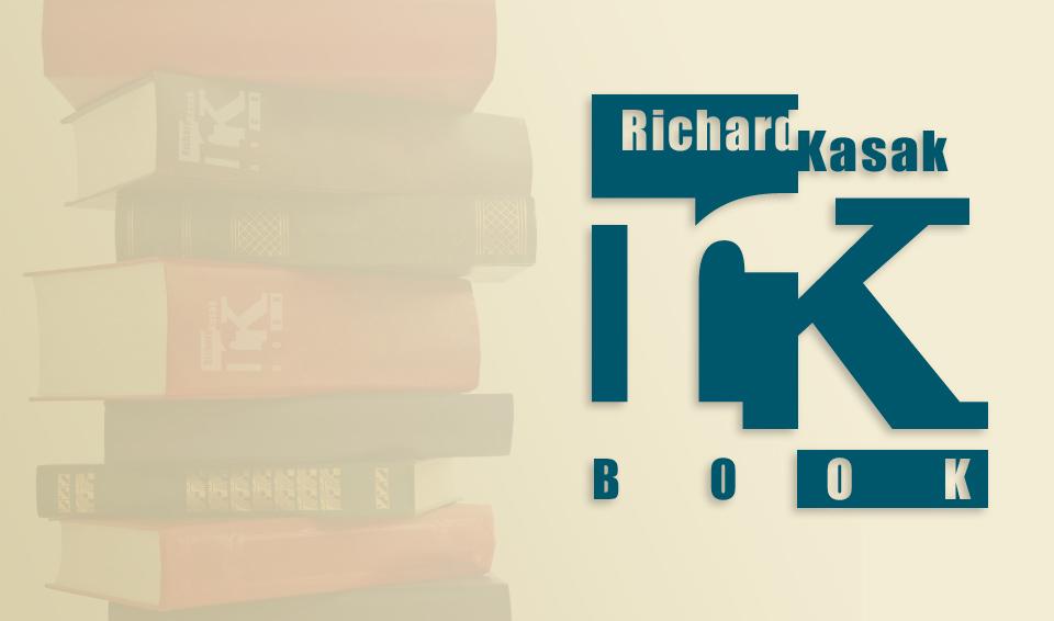 Richard Kasak Publishing - Logo Image
