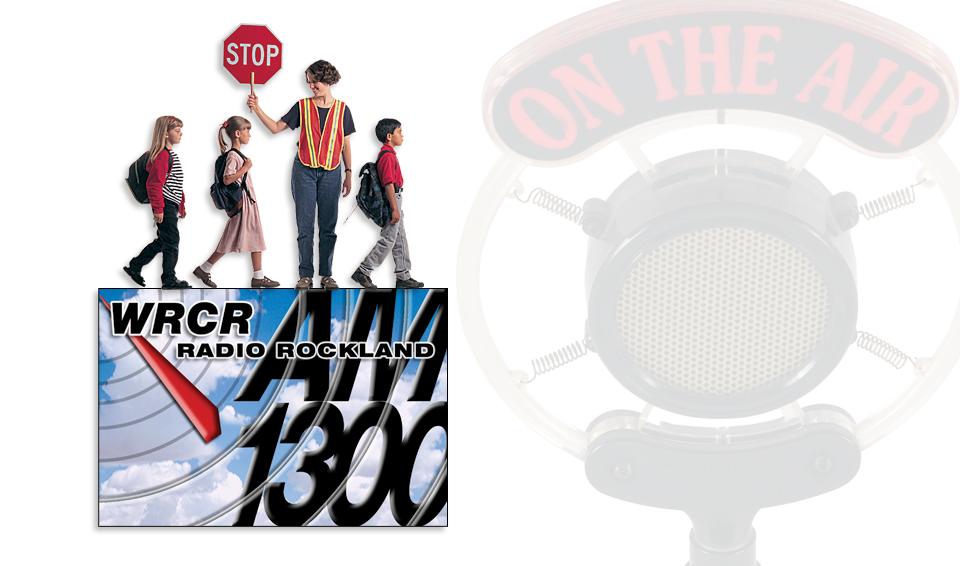 WRCR Radio Rockland - Logo Image
