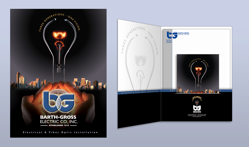 Barth-Gross Electrical - Print Materials