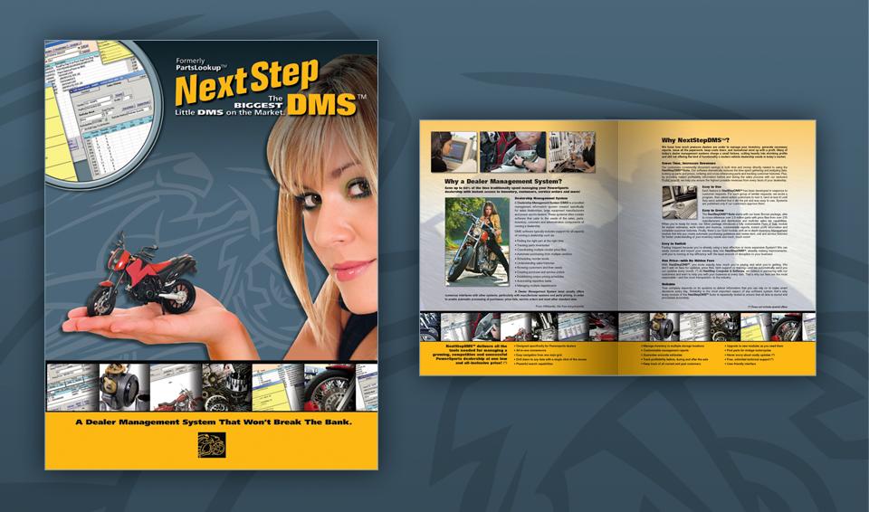 NextStepDMS Software - Print Materials