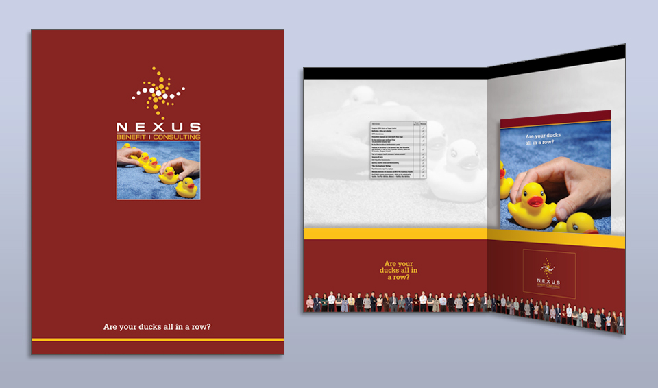 Nexus Benefits - Print Materials