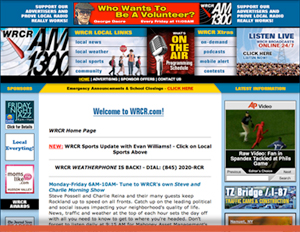 WRCR Radio - Web Site