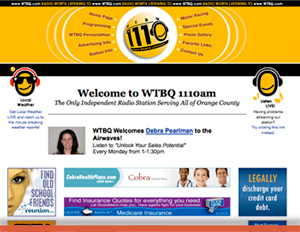 WTBQ Radio - Web Site