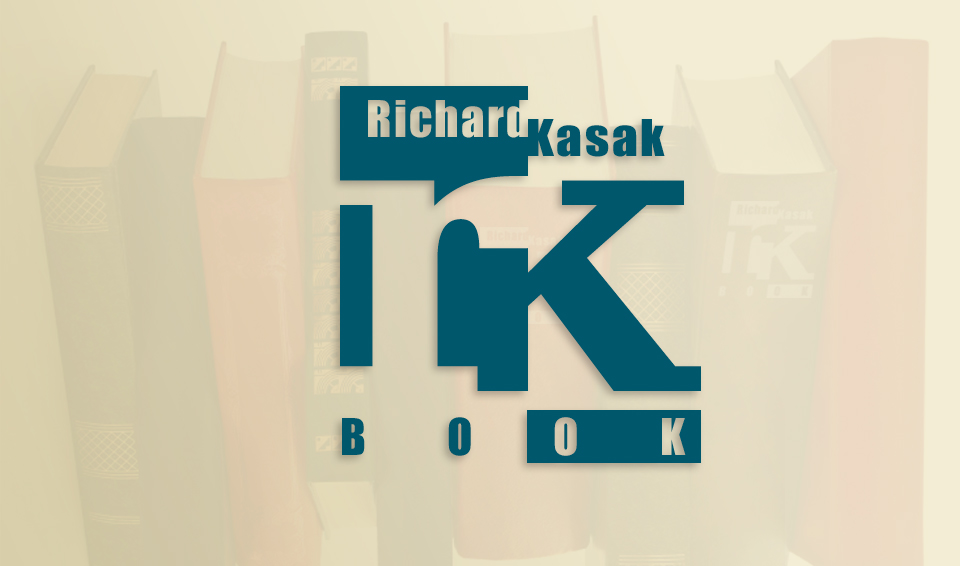 Richard Kasak Publishing - Logo