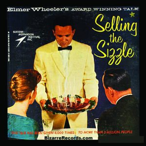 Selling The Sizzle - Album Cover