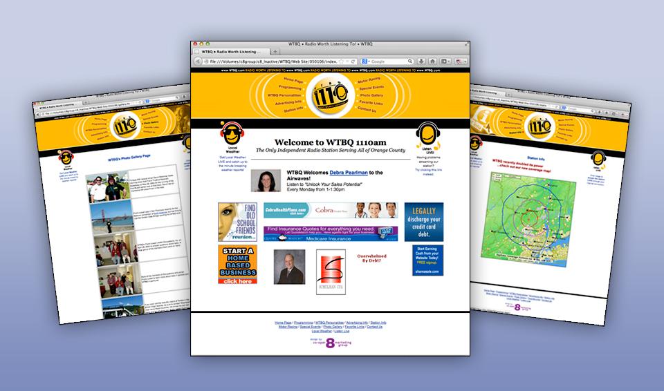 WTBQ Radio - Web Site
