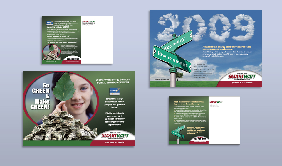 SmartWatt Energy Services - Print Materials