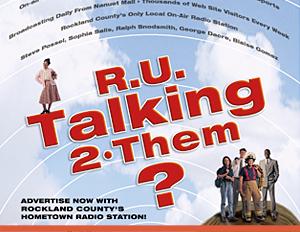 WRCR Radio Rockland - Print Ads